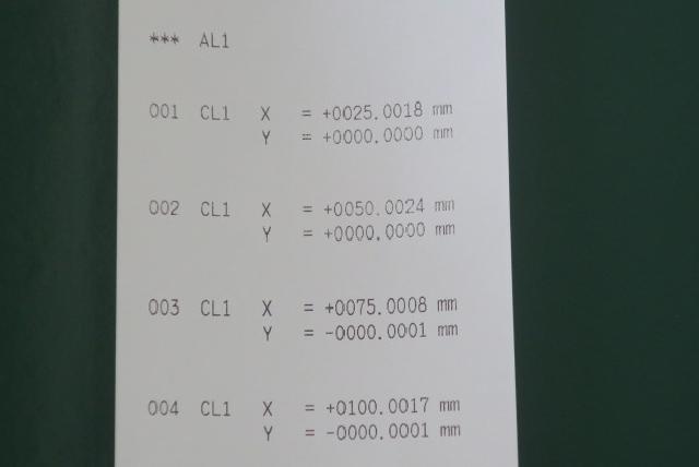 測定データ写真